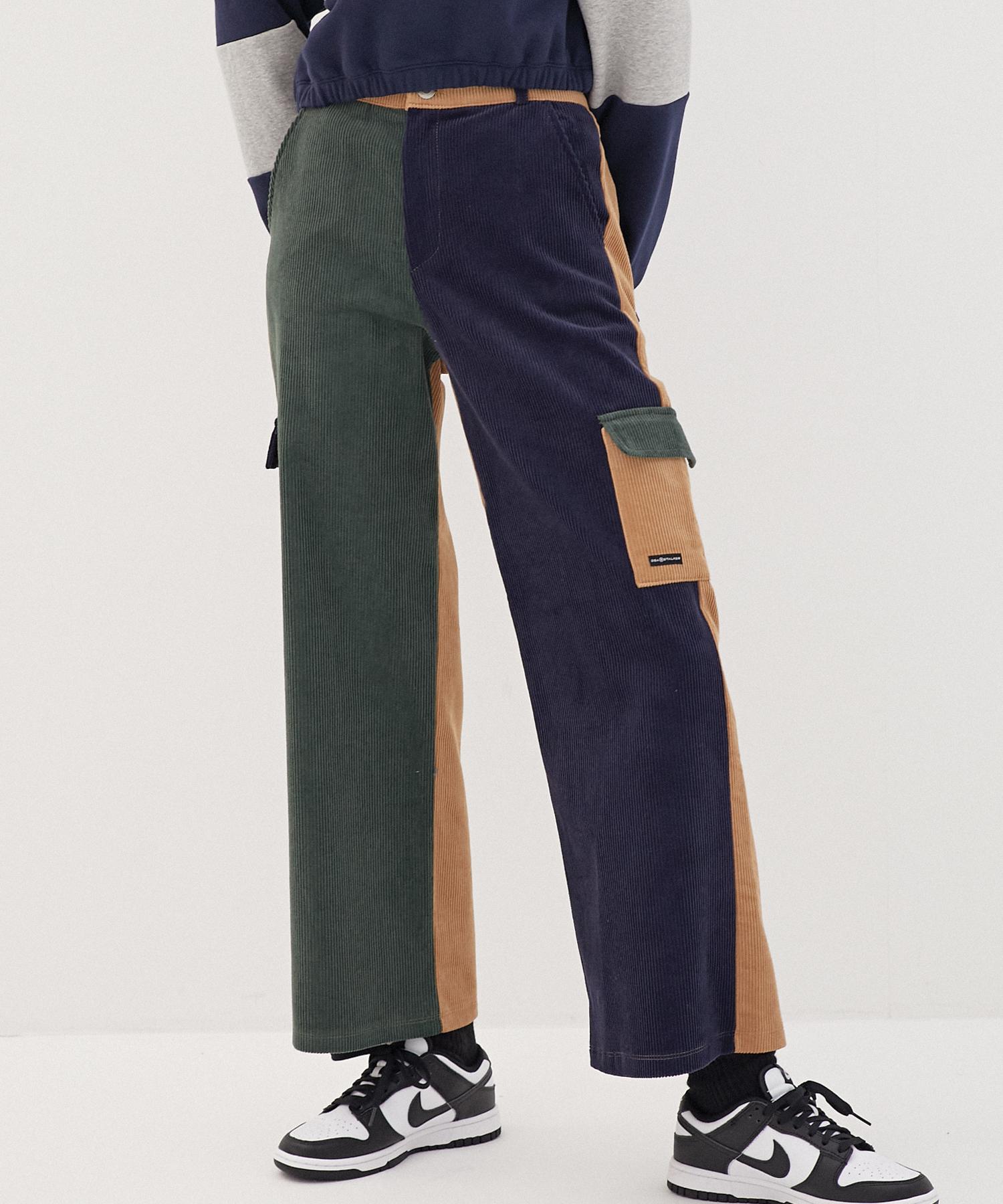 SERIES CORDUROY PANTS (시리즈 코듀로이 팬츠) - BROWN